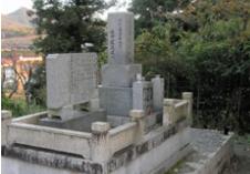 石碑・霊標が汚れている イメ-ジ1